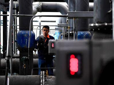 西媒称风能将天然气从欧洲吹向中国:中国天然气胃口极大