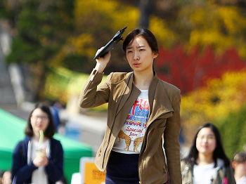 日媒称韩国年轻人盼中韩友好相处:对中国没有什么顾虑