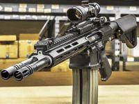 从双管步枪到重机枪!聚焦美最大枪展