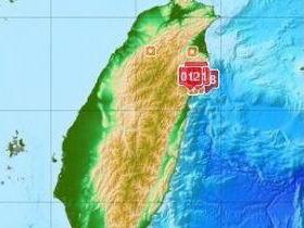 台媒:台湾花莲深夜发生多次地震 最大规模达6.1级