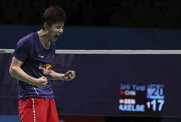 金沙国际娱乐场官网:2018年印度羽毛球公开赛落幕,中国小将石宇奇夺得男单金牌