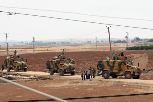 手机彩票哪个好:外媒:土在叙行动现最大单日伤亡_损失一辆坦克及7名士兵