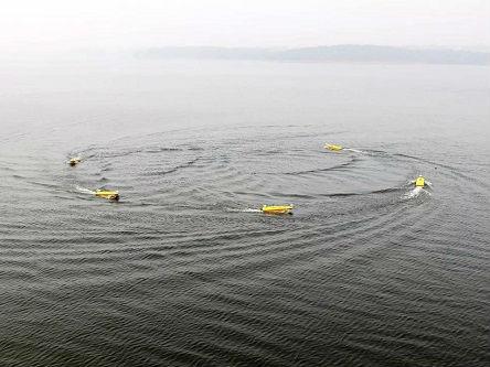 港媒关注中国无人舰艇成功首航:维护海洋权益重要工具