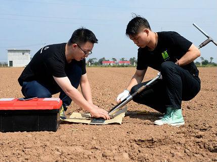 英媒:中国将对土壤污染展开详细调查 加快推进综合治理