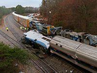美国南卡罗来纳州发生火车相撞事故