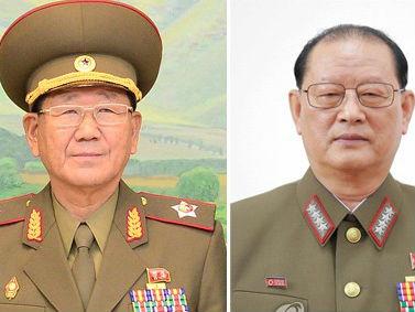 韩国情报院称朝鲜人民军总政治局局长易人