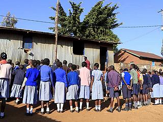 肯尼亚小学性教育计划被批