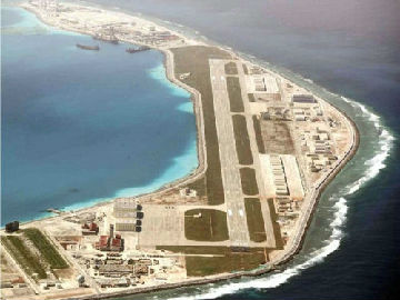 """菲媒称中国南海岛礁建设""""接近完成"""""""