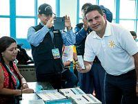哥斯达黎加总统和立法大会选举开始投票