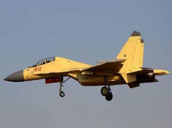 美媒称歼-16战机开始入役 兼具空地打击能力