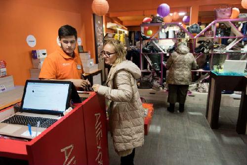 出海记 俄媒:天猫正在为在俄没有网店的服装品牌建立电商平台