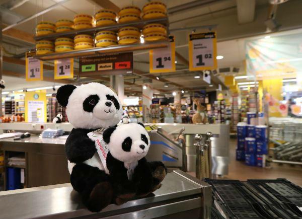 """俄媒关注荷兰国王亚历山大访华 """"熊猫外交""""促进中荷友谊"""