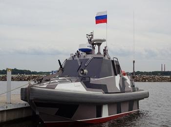 俄海军将配备多功能无人艇 显著提升俄反潜能力