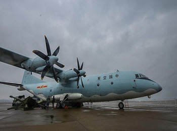英媒称中航大力扩展亚洲军机市场 拳头产品物有所值