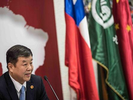 """拉美外交官驳蒂勒森""""中国威胁论"""":非常看好与中国合作"""