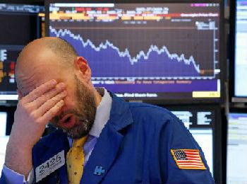 日媒:美股暴跌扰乱市场稳定 动摇加息基础