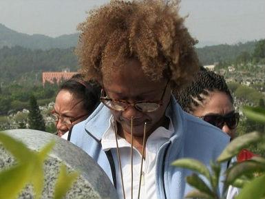 美媒关注加勒比华裔黑人在中国寻根:家谱上有了一位非裔女性