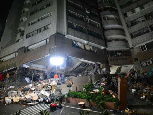 台媒:花莲县长宣布2名失联大陆游客已罹难