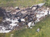 以色列F-16战机遭叙利亚防空火力击落