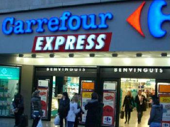 西媒:西班牙大卖场市场份额持续下滑 输给普通超市
