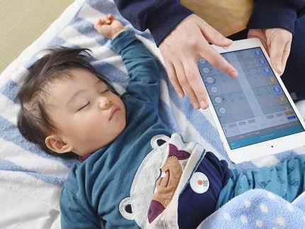 日托儿所用传感器防幼儿睡眠猝死 日媒称并非灵丹妙药