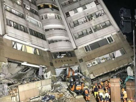 BBC:从陆客最爱城市到最痛记忆 台湾花莲遭遇重大挑战