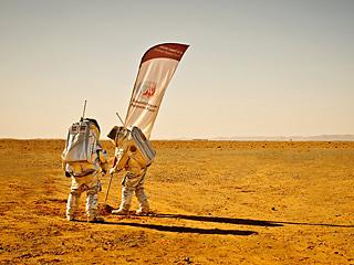 在火星上生活?他们迫不及待开始模拟了