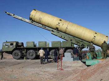 俄军成功试射新型拦截弹 可全自动反制敌新型洲际导弹