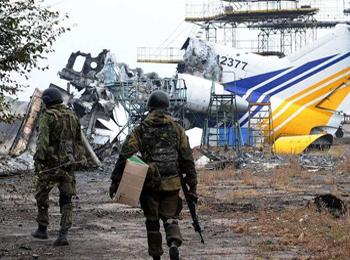乌克兰爱国主义电影《钢骨》热映 还原顿涅茨克机场战役