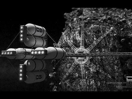 英媒:小行星采矿将变现实 含量价值7万亿亿美元