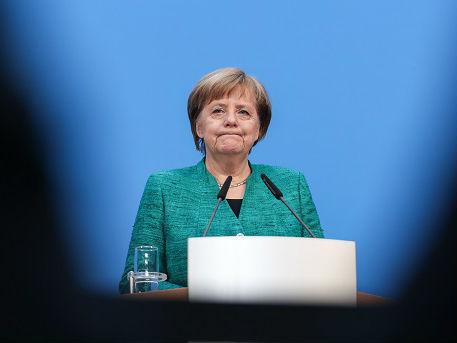 迎难而上?德国总理默克尔决心做满四年任期