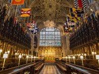 英国哈里王子婚礼将在温莎城堡举行