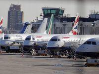 英国伦敦发现二战遗留炸弹 一机场关闭