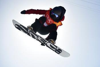 刘佳宇勇夺中国队首枚奖牌 单板滑雪实现历史性突破