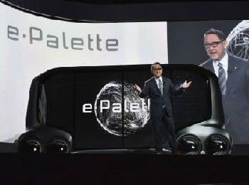 日媒:丰田谋求从汽车制造商向移动服务商转型