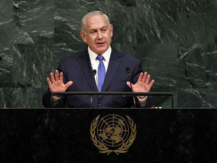 以色列警方建议控告内塔尼亚胡腐败 称已有充分证据