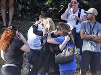 佛罗里达州一高中发生枪击案 17人死亡