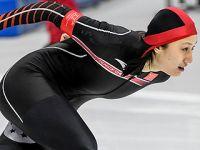 速度滑冰——女子1000米:张虹获第11名