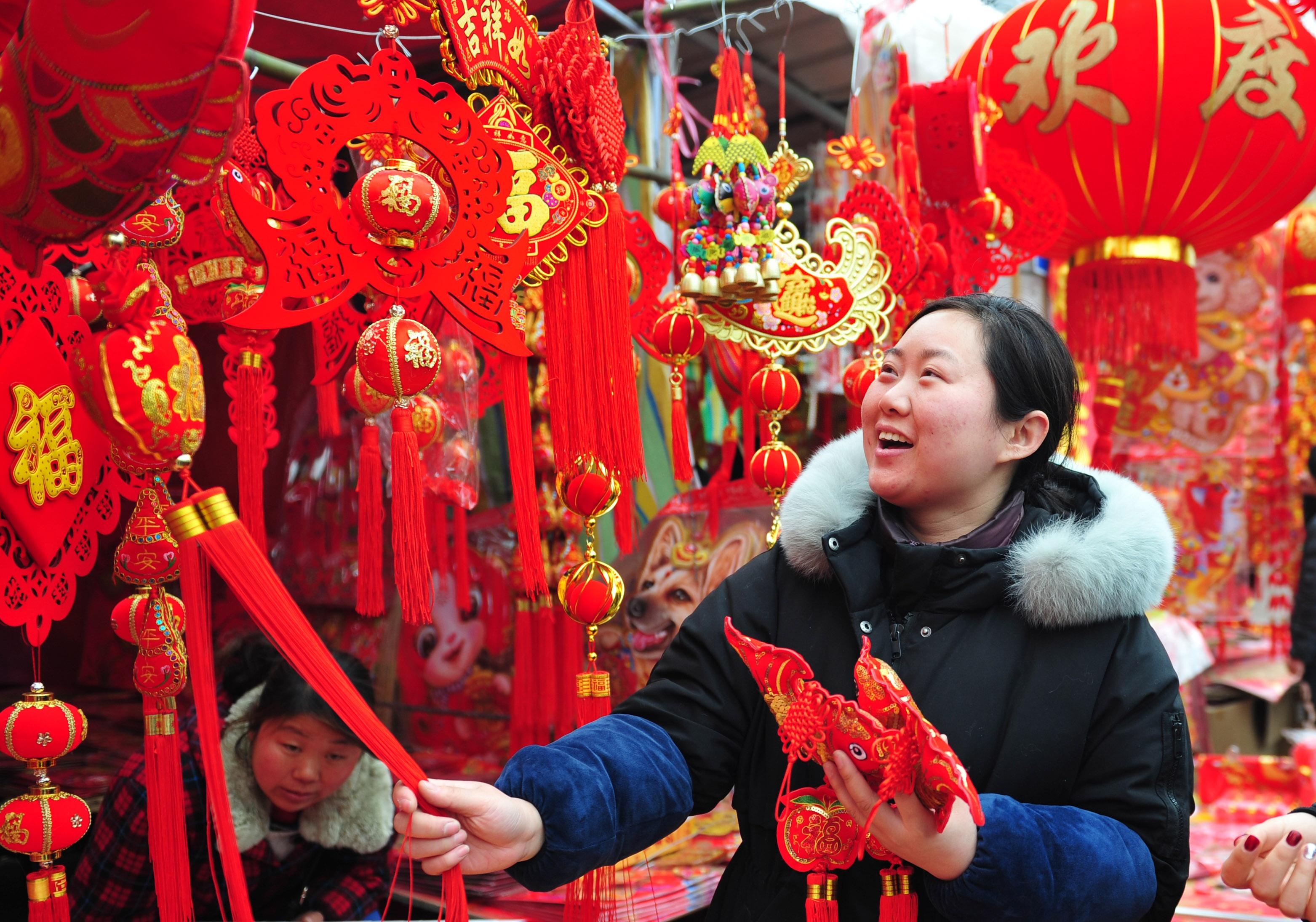 中国浓浓年味飘向全世界 春节再成外媒焦点