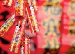 """港媒:中国人转变思维 以""""绿色""""方式迎接红火年"""