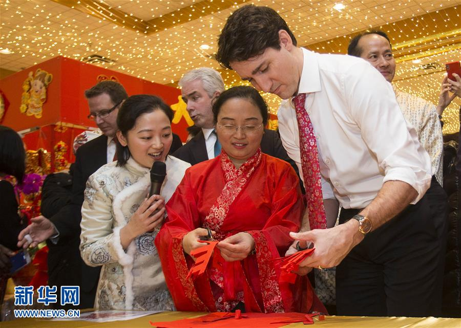 多国政要向中国人民拜年