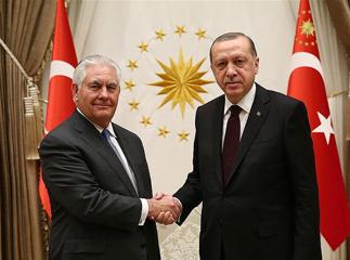 土耳其和美国同意着手解决两国争议问题