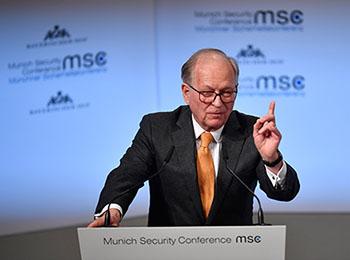 外媒称慕安会聚焦全球安全热点:美俄开战风险创新高