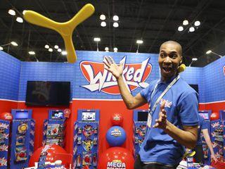 北美国际玩具展在纽约举行