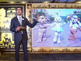 香港迪士尼乐园国际游客创新高