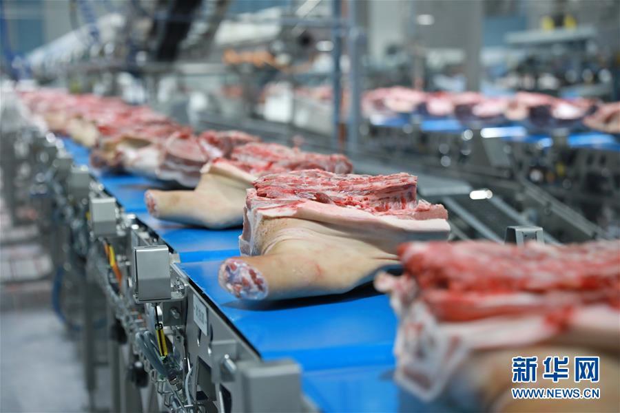 走上中国餐桌的芬兰猪肉