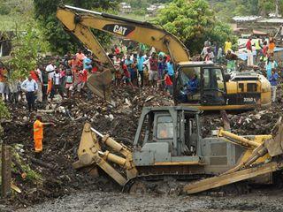 莫桑比克一垃圾场倾塌导致至少17人死亡