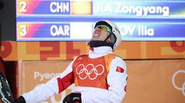 """平昌冬奥会中国雪上项目综述之一:空中技巧为何总是擦""""金""""而过?"""