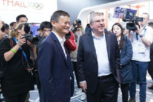 出海记 港媒:阿里巴巴大举赞助奥运十年 将推动奥运会升级