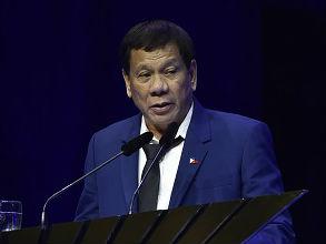"""杜特尔特称菲律宾要成""""中国一省""""?菲总统府:只是玩笑"""